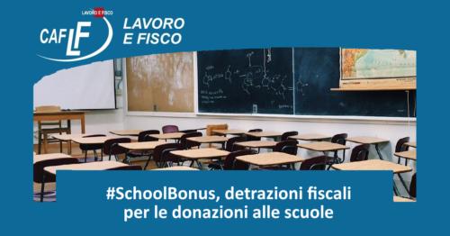 #SchoolBonus